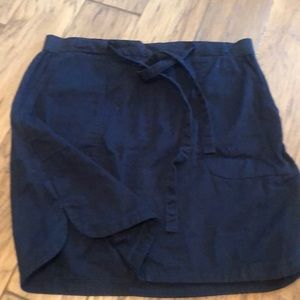 Joe Fresh Skirt- elastic waistbands and pockets